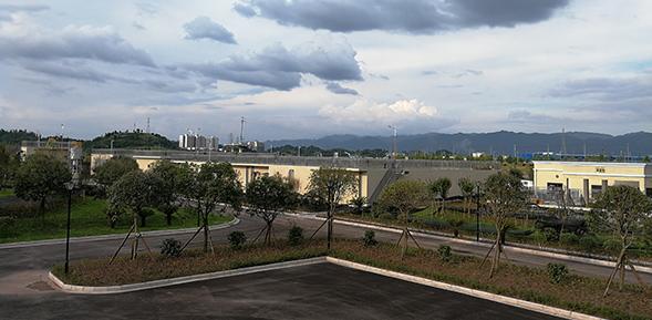 渠县工业园区污水处理厂