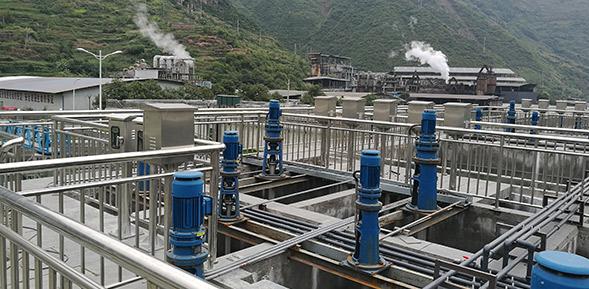 雅安汉源万里工业园污水厂